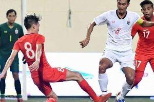 Highlight Merlion Cup 2019: U22 Thái Lan thất bại trước U22 Singapore trong trận chung kết