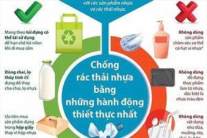 Hà Nội đẩy mạnh tái chế chất thải nhựa khó phân hủy thành các sản phẩm hữu ích