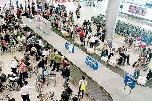 Sân bay Tân Sơn Nhất dừng phát thanh tự động, Nội Bài giảm tần suất