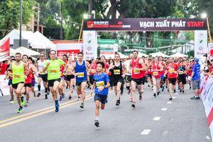 10.000 vận động viên tham gia Giải Marathon quốc tế TP HCM lần 3