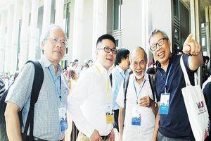 GS Ngô Bảo Châu đồng chủ trì hội nghị Toán học Việt- Mỹ 2019