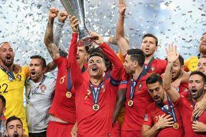 Bồ Đào Nha 1-0 Hà Lan: Ronaldo có danh hiệu thứ 31