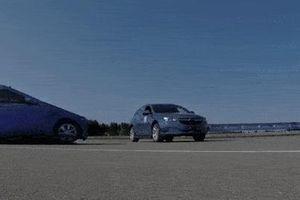 Túi khí bên ngoài ôtô hoạt động như thế nào, hiệu quả ra sao?