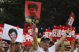 Báo TQ lên án 'thế lực phương Tây' đứng sau biểu tình Hong Kong