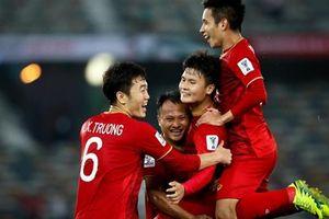Vòng loại World Cup: King's Cup cho Việt Nam cơ hội lớn