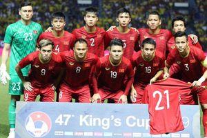 Bốc thăm vòng loại World Cup 2022: ĐT Việt Nam vào bảng đấu dễ thở?