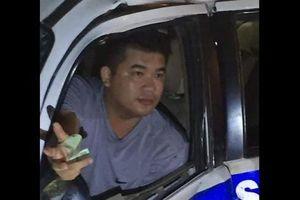 Thông tin danh tính người lái ôtô CSGT tông chết người ở Bình Dương