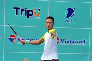 TPHCM thắng tuyệt đối tại giải quần vợt VTF Masters 500