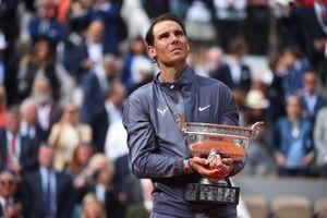 Roland Garros: Nadal vẫn là 'Vua sân đất nện', thắng danh hiệu thứ 12