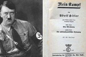Hé lộ bí mật động trời chỉ có trong hồi ký của Hitler