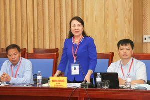 Thứ trưởng Bộ GD&ĐT Nguyễn Thị Nghĩa: Chú trọng đội ngũ in sao đề thi