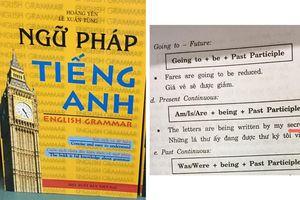 Cẩn thận khi chọn sách tham khảo tiếng Anh