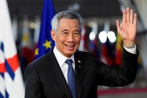 Thủ tướng Singapore Lý Hiển Long nghỉ phép