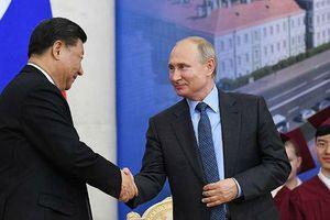 Cuộc gặp đặc biệt giữa Tổng thống Nga Putin và Chủ tịch Trung Quốc Tập Cận Bình