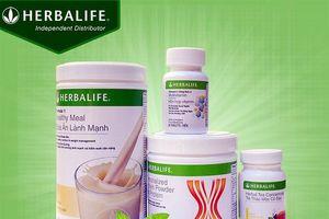 Kiểm tra sản phẩm Herbalife tại Việt Nam