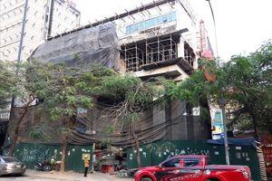 Cần chế tài mạnh xử lý hành vi xây dựng trái phép