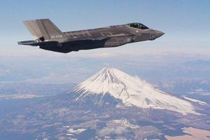 Nhật Bản tìm thấy thi thể phi công điều khiển chiếc F-35 gặp nạn