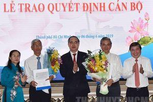 Triển khai quyết định của Thủ tướng về công tác cán bộ ở TP.HCM