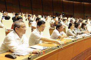 Tuần cuối cùng kỳ họp thứ 7, Quốc hội bầu Thẩm phán Tòa án nhân dân tối cao