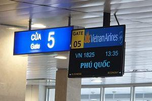 Sân bay Tân Sơn Nhất sẽ dừng nhiều loại thông báo qua loa