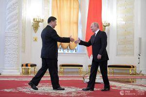 Hợp tác Nga-Trung Quốc không chống lại Mỹ, thiết yếu cho ổn định toàn cầu