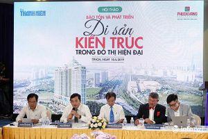 Giám đốc Sở Du lịch TP.HCM: Di sản kiến trúc tạo động lực phát triển du lịch