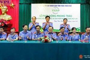 VKSND Thừa Thiên - Huế: Nói không với túi ni lông và sản phẩm nhựa sử dụng một lần