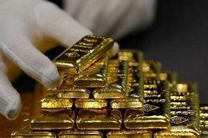 Giá vàng châu Á giảm trong phiên đầu tuần do cuộc chiến thuế quan