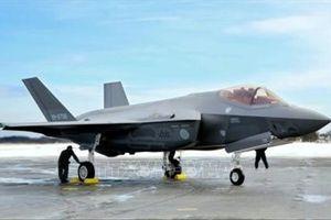 Hé lộ nguyên nhân vụ rơi máy bay chiến đấu F-35 tại Nhật Bản