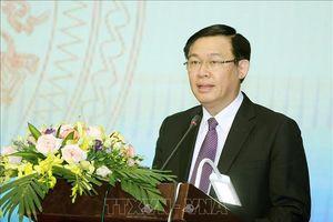 Phó Thủ tướng Vương Đình Huệ tiếp Phó Chủ tịch Tập đoàn Nike