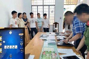 Vụ 77 đối tượng nước ngoài tổ chức đánh bạc xuyên quốc gia: Không có người Việt Nam tham gia