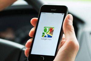 Google Maps thêm tính năng hiển thị tốc độ khi lái xe, cảnh báo động đất, bão lũ