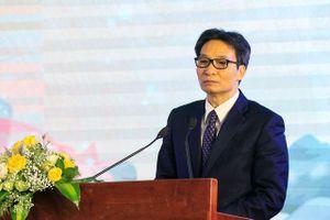 Phó Thủ tướng Vũ Đức Đam kêu gọi doanh nghiệp 'đàn anh' nâng đỡ Startup Việt