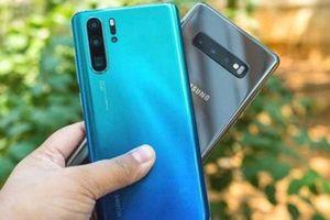 Samsung cho người dùng smartphone Huawei đổi lấy Galaxy S10