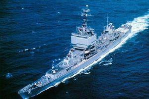 Khám phá sức mạnh tuần dương hạm hạt nhân đầu tiên trên thế giới của Hải quân Mỹ