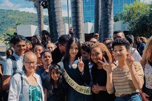 Hoa hậu Phương Khánh được báo quốc tế ca tụng vì bài diễn văn tại 'Ngày môi trường thế giới'