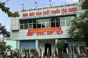 Công ty Dược - VTYT Thanh Hóa lãi 2,7 tỷ đồng nhưng không chia cổ tức cho cổ đông?