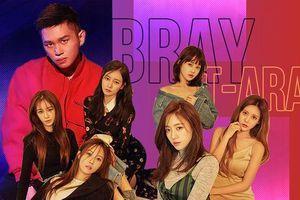 B Ray kết hợp thành viên T-ara: Cô nàng nào được fan kỳ vọng trong dự án hợp tác này?