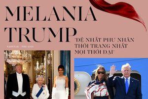 Đệ nhất phu nhân Melania Trump làm những gì để giữ dáng siêu mẫu ở tuổi 50?