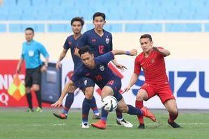U23 Thái Lan thất bại cay đắng tại Merlion Cup 2019