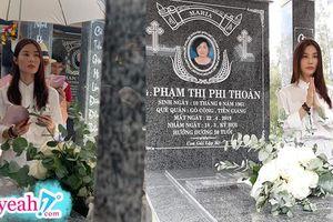 49 ngày mẹ mất, Diễm My vẫn chưa vơi nỗi đau: 'Chắc phải mất 30 năm nữa để tập làm quen với sự cô độc, mồ côi mẹ'