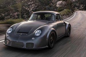 Huyền thoại Porsche 356 lột xác với bản độ 'hoàng tử lai' của Emory Motorsports