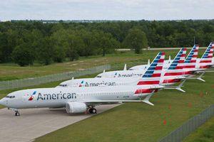Các hãng hàng không Mỹ kéo dài lệnh ngừng bay với Boeing 737 MAX