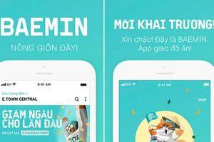 'BAEMIN' – ứng dụng đặt đồ ăn hàng đầu tại Hàn Quốc đã đến Việt Nam