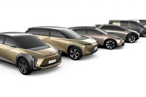 Toyota tuyên chiến ở phân khúc xe điện, ra mắt vào năm 2025