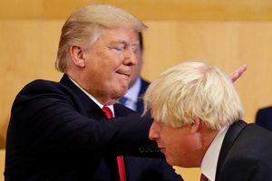 Ứng viên Thủ tướng Anh ngắt cuộc gọi của ông Trump vì tưởng bị chơi khăm
