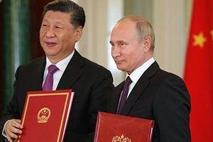 'Kỷ nguyên mới' trong quan hệ Nga-Trung