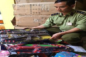 Hà Nội: Thu giữ hơn 20.000 đồ chơi có tính chất bạo lực, ảnh hưởng sức khỏe trẻ em