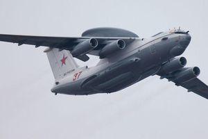 Nga triển khai 'mắt thần' A-50 theo dõi NATO tập trận