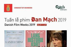 Tuần lễ phim Đan Mạch 2019